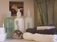 Complimentary Bathroom Sundries