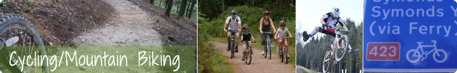 Wye Valley View - Local Attractions - Cycling & Mountain Biking