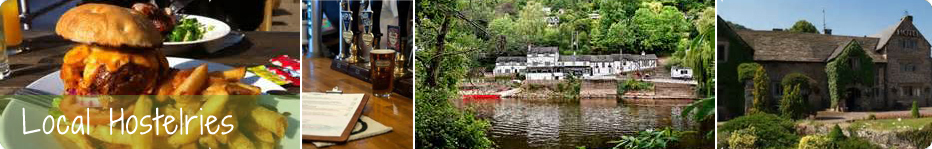 Wye Valley View - Local Attractions - Local Hostelries